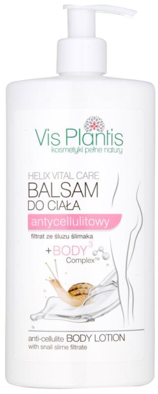 Vis Plantis Helix Vital Care zeštíhlující tělové mléko proti celulitidě s hlemýždím extraktem