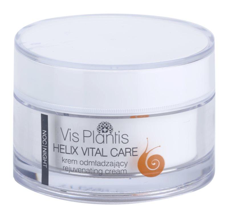 Vis Plantis Helix Vital Care noční omlazující krém s hlemýždím extraktem