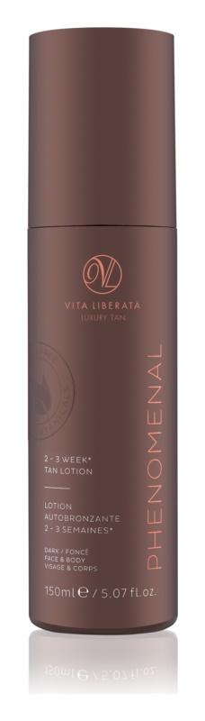 Vita Liberata Phenomenal leite autobronzeador