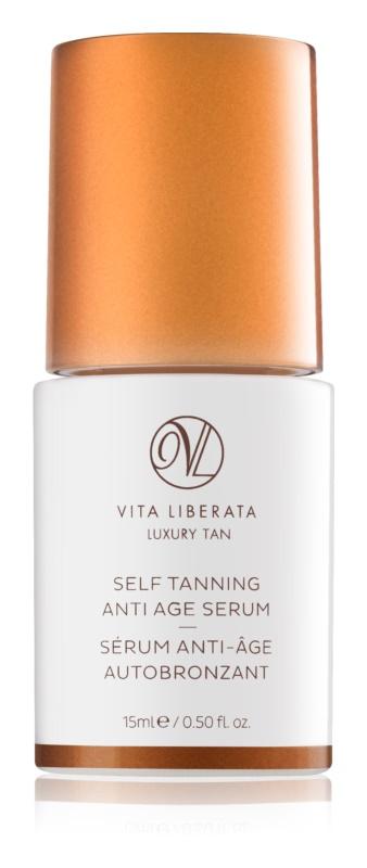 Vita Liberata Skin Care ser autobronzant pentru fata anti-imbatranire