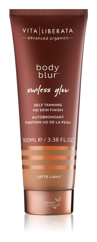 Vita Liberata Body Blur Self Tan Emulsion With Bronzer