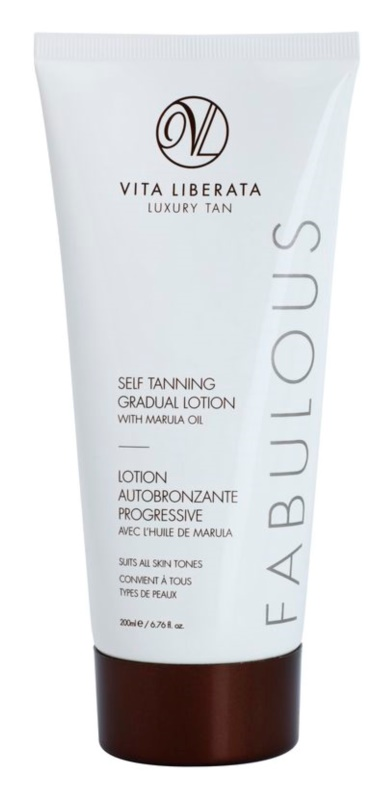 Vita Liberata Fabulous Gradual Self-Tanning Lotion For Gradual Tan