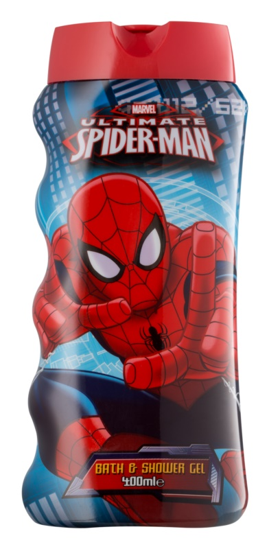 VitalCare Spiderman Shower And Bath Gel 2 In 1