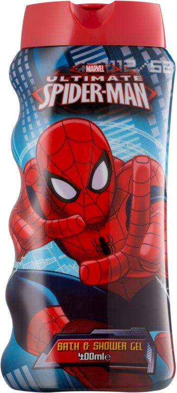 VitalCare Spiderman sprchový a koupelový gel 2v1