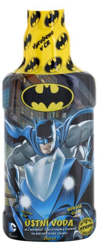VitalCare Batman Mundwasser für Kinder