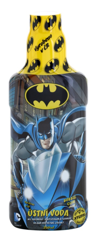 VitalCare Batman ústní voda pro děti
