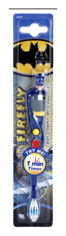 VitalCare Batman periuta de dinti pentru copii cu cronometru
