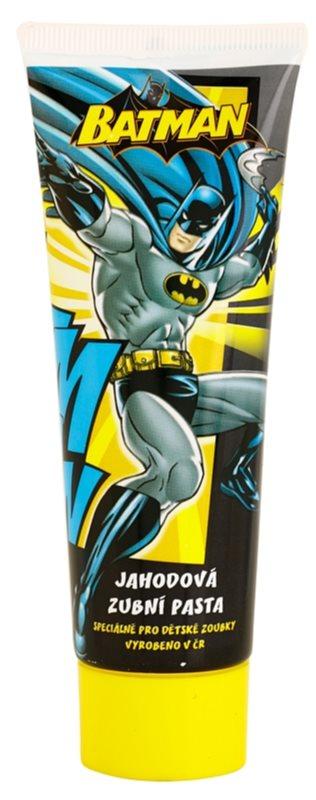VitalCare Batman pasta de dientes para niños sabor fresa