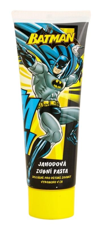 VitalCare Batman паста за зъби за деца с аромат на ягода