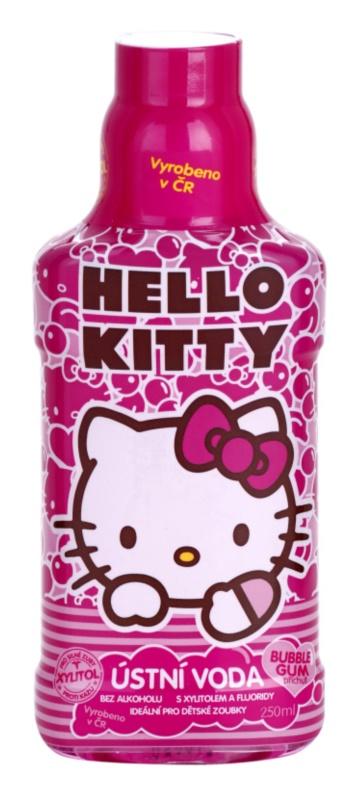 VitalCare Hello Kitty ústní voda pro děti