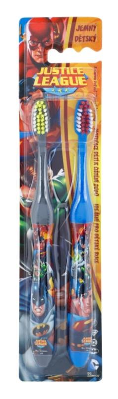 VitalCare Justice League cepillo de dientes para niños 2 uds
