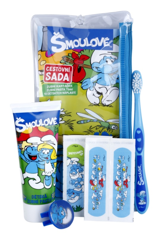 VitalCare The Smurfs kosmetická sada I.