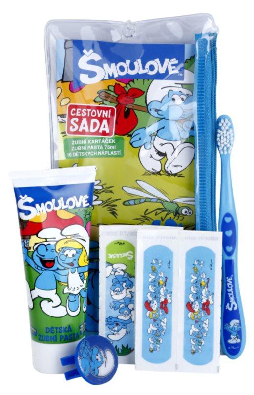 VitalCare The Smurfs lote cosmético I.
