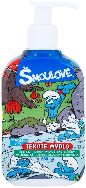 VitalCare The Smurfs mydło w płynie dla dzieci