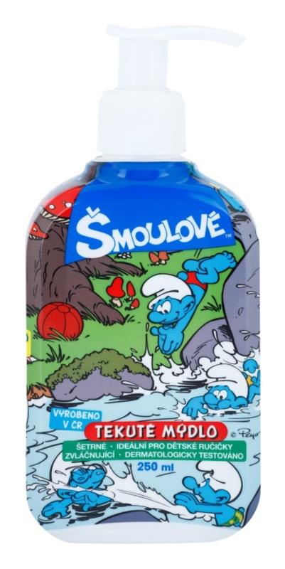 VitalCare The Smurfs рідке мило для дітей