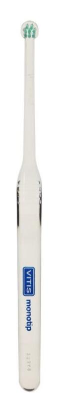 Vitis Monotip špeciálna zubná kefka pre neviditeľný strojček soft
