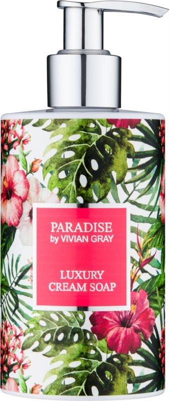 Vivian Gray Paradise krémové mýdlo na ruce