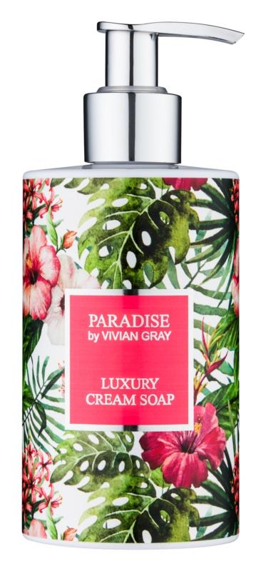 Vivian Gray Paradise krémové mydlo na ruky