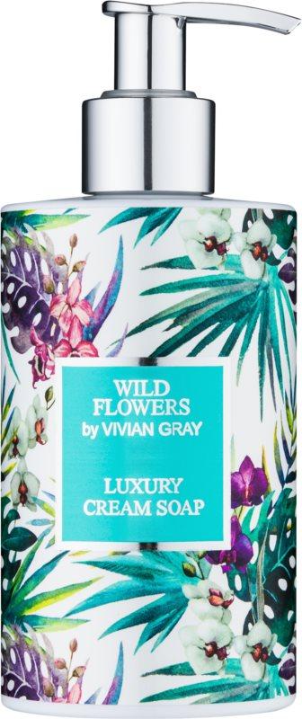 Vivian Gray Wild Flowers kremno milo za roke
