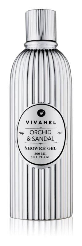 Vivian Gray Vivanel Orchid & Sandal sprchový gél
