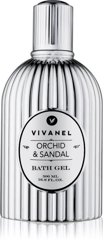 Vivian Gray Vivanel Orchid & Sandal гель для душа та ванни