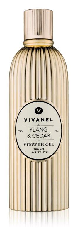 Vivian Gray Vivanel Ylang & Cedar гель для душу
