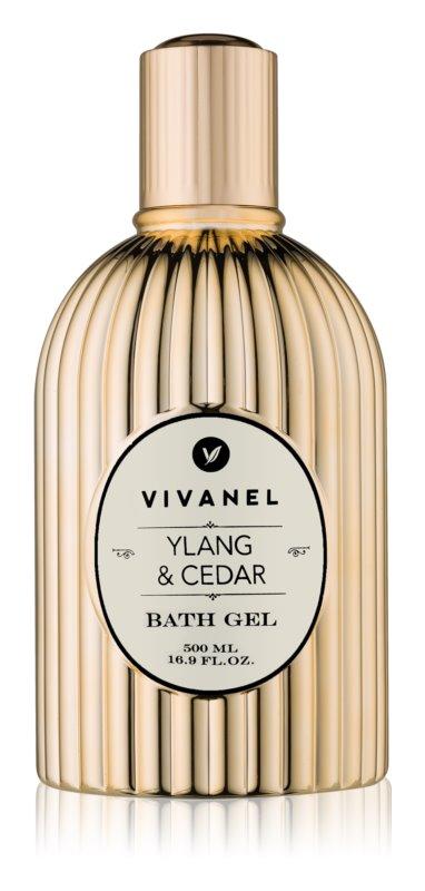Vivian Gray Vivanel Ylang & Cedar gel za prhanje in kopanje