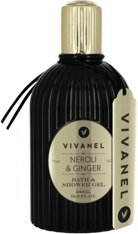 Vivian Gray Vivanel Prestige Neroli & Ginger gel de baie