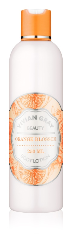 Vivian Gray Naturals Orange Blossom Body Lotion