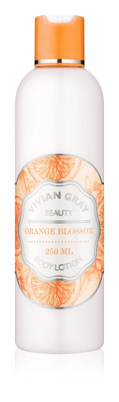 Vivian Gray Naturals Orange Blossom tělové mléko