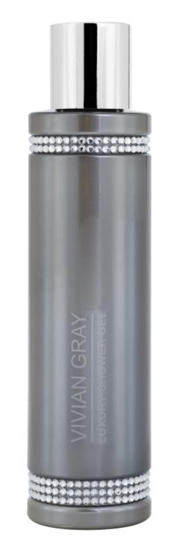 Vivian Gray Crystals Gray Shower Gel