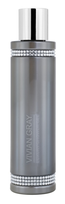Vivian Gray Crystals Gray sprchový gél