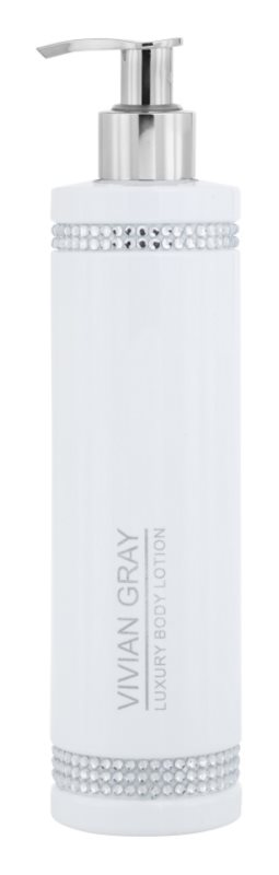 Vivian Gray Crystals White Body Lotion