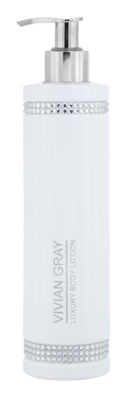 Vivian Gray Crystals White lotiune de corp