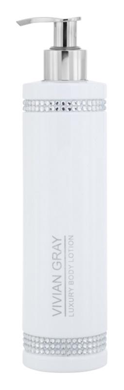 Vivian Gray Crystals White telové mlieko