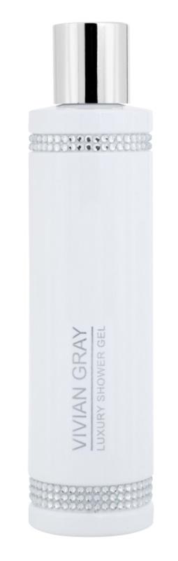Vivian Gray Crystals White gel za prhanje