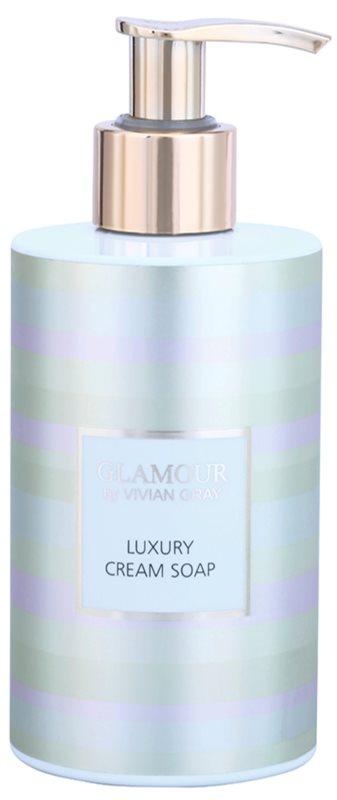 Vivian Gray Golden Glamour krémové mydlo