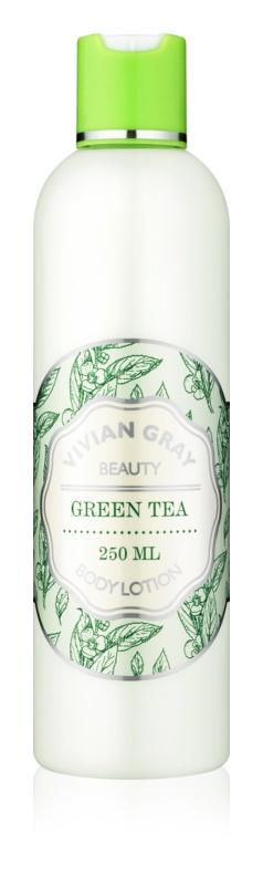 Vivian Gray Naturals Green Tea telové mlieko