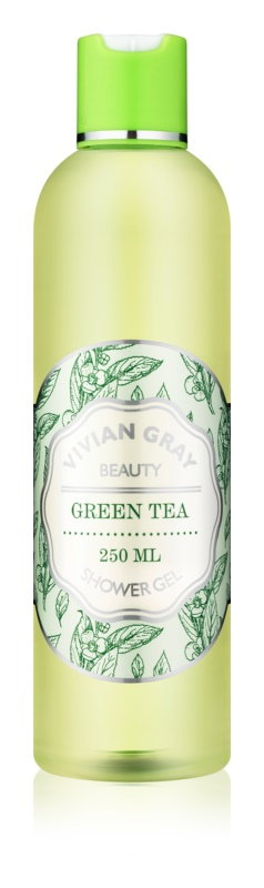 Vivian Gray Naturals Green Tea gel de dus
