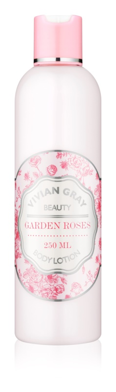 Vivian Gray Naturals Garden Roses Body Lotion