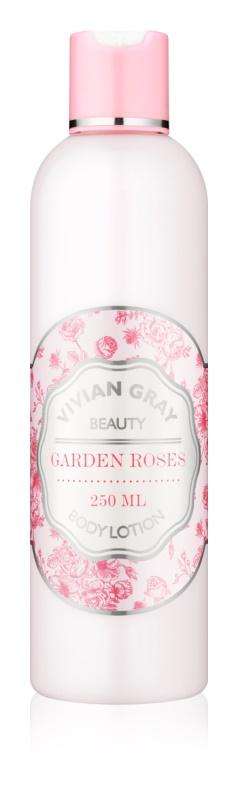 Vivian Gray Naturals Garden Roses tělové mléko