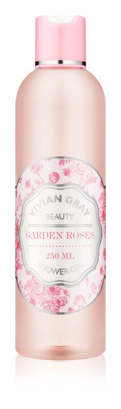 Vivian Gray Naturals Garden Roses gel de dus
