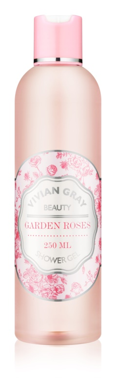 Vivian Gray Naturals Garden Roses Shower Gel
