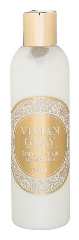 Vivian Gray Romance Sweet Vanilla Körpermilch