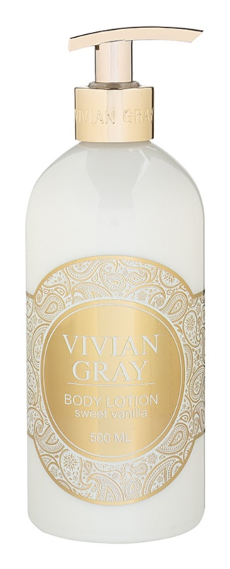 Vivian Gray Romance Sweet Vanilla telové mlieko