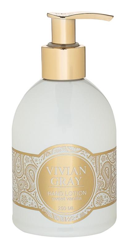 Vivian Gray Romance Sweet Vanilla Moisturising Hand Lotion