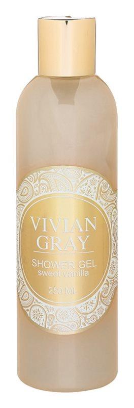 Vivian Gray Romance Sweet Vanilla krémový sprchový gél