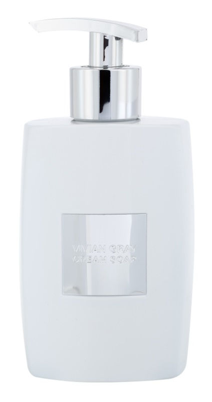 Vivian Gray Style Silver Liquid Soap For Hands
