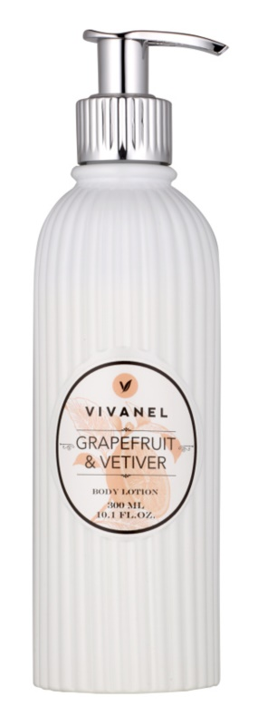 Vivian Gray Vivanel Grapefruit&Vetiver lotiune de corp