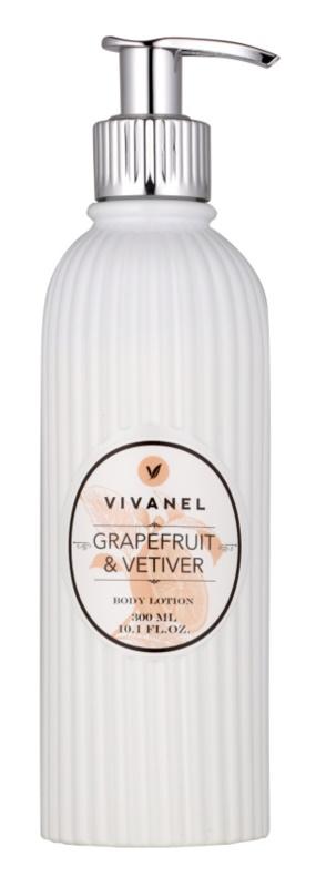 Vivian Gray Vivanel Grapefruit&Vetiver tělové mléko